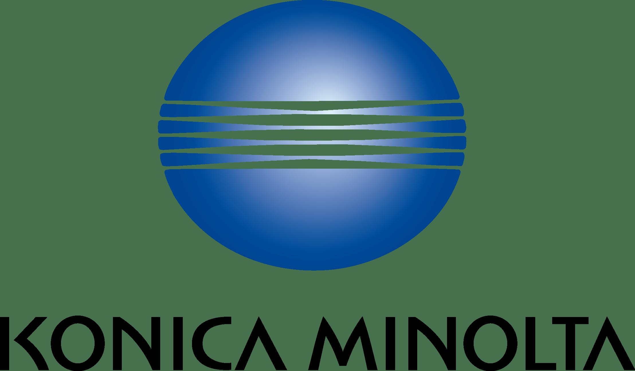 Konica Minolta Logo png