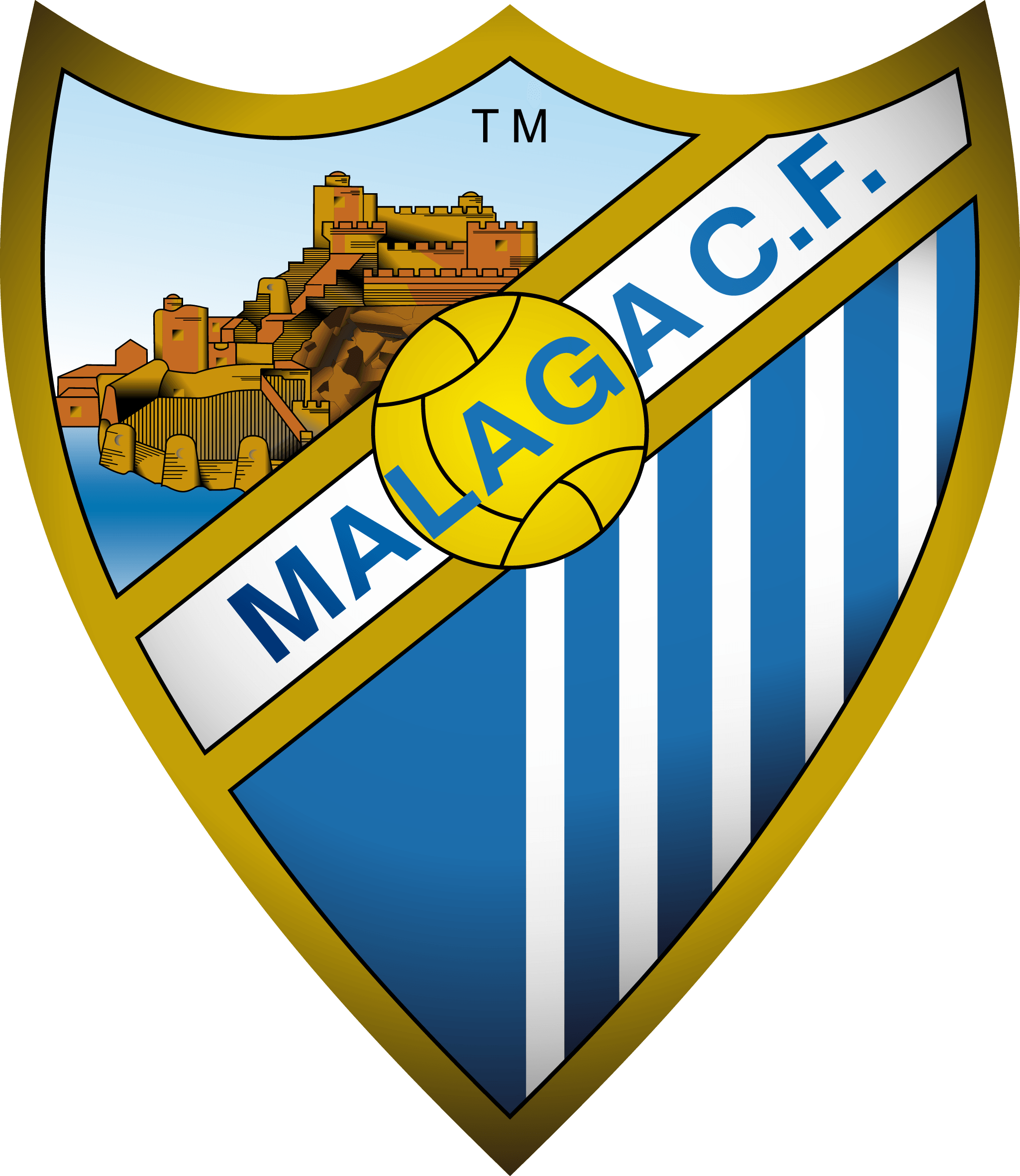 Malaga Football Club Logo png