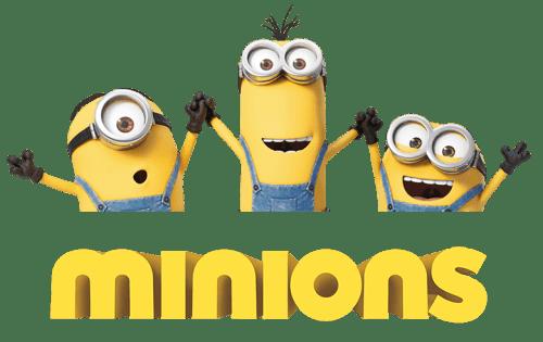 Minions Logo png