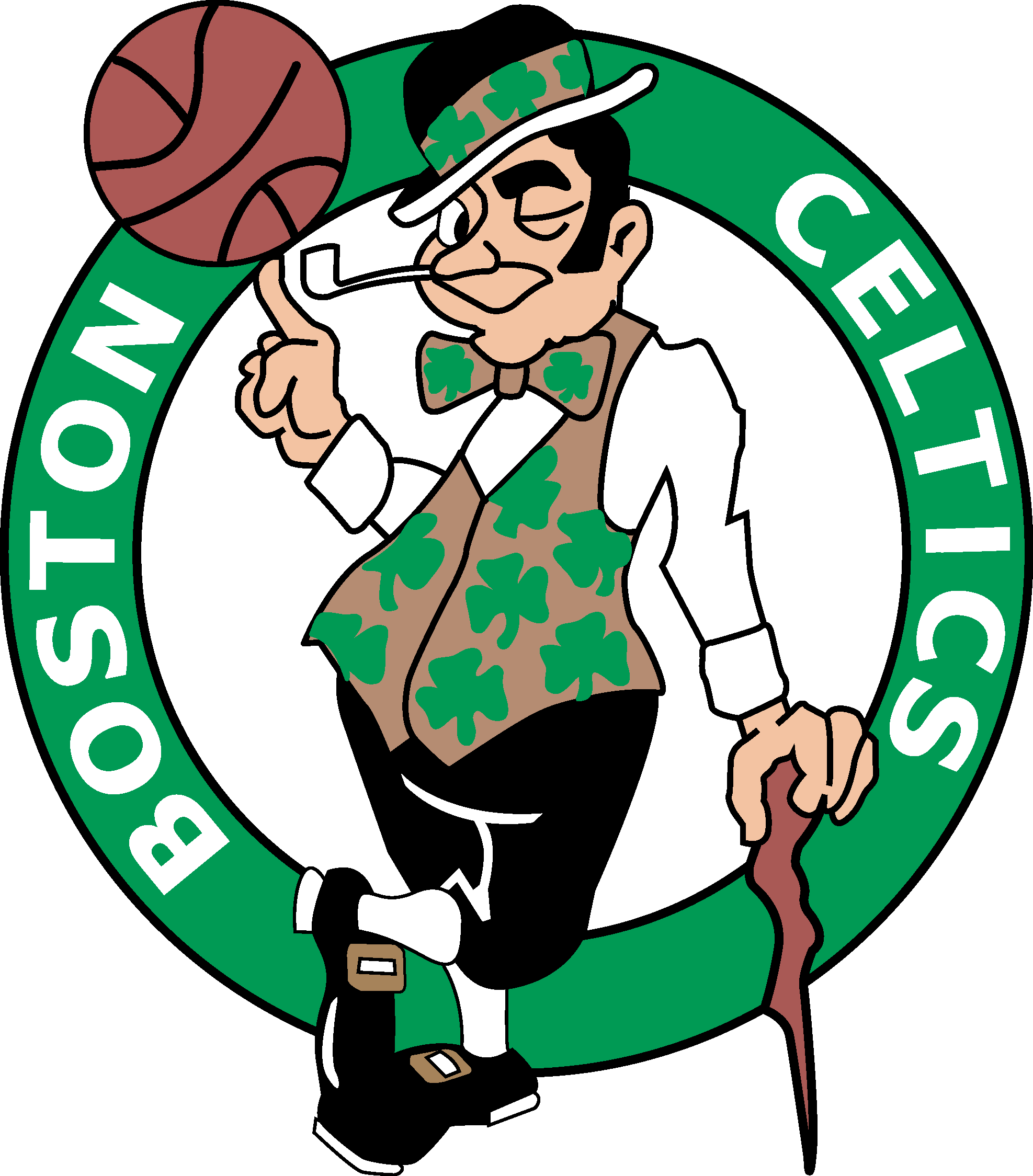 nba boston celtics logo