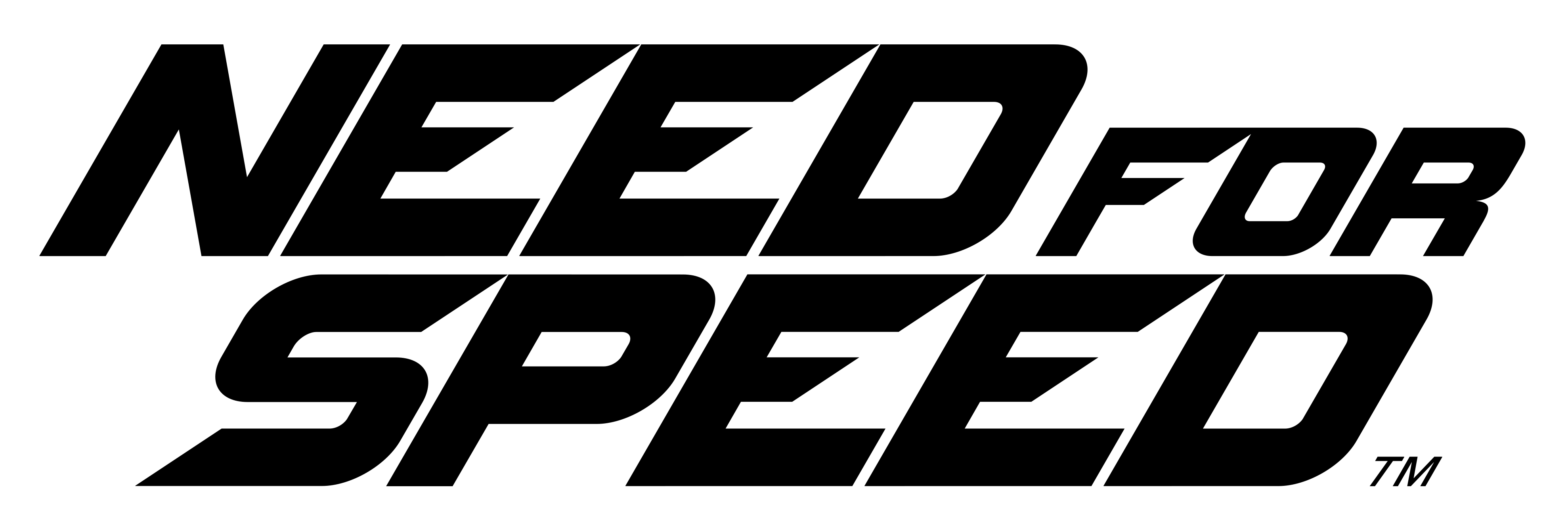Need for Speed Logo png