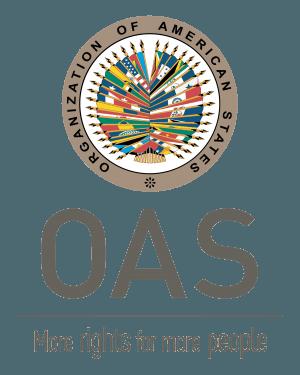 oas logo organization of american states 300x375 vector