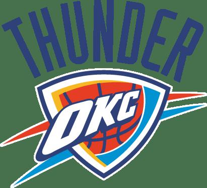 Oklahoma City Thunder Logo png