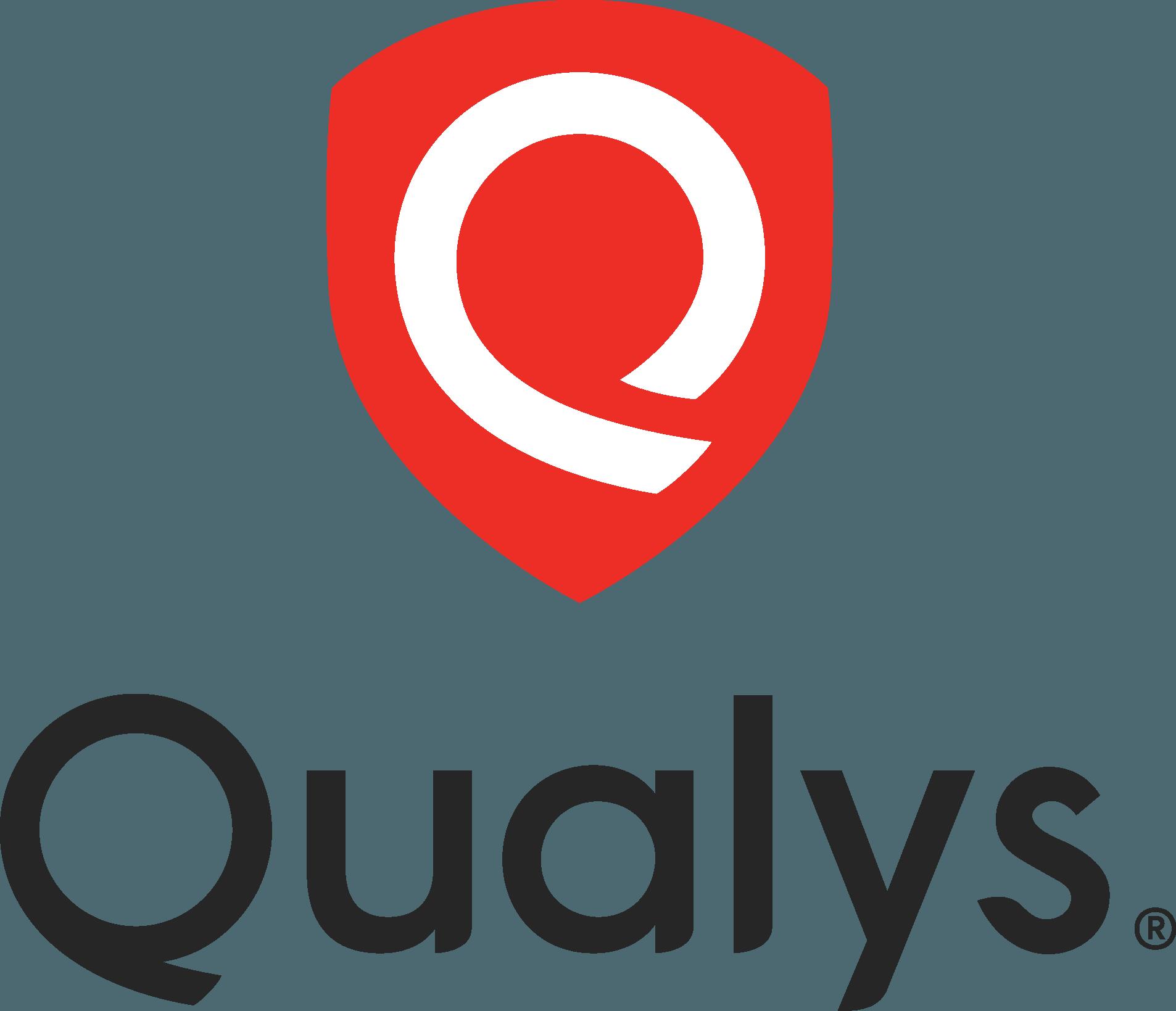 Qualys Logo png