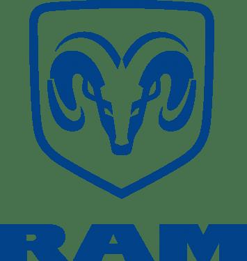 ram truck logo 355x375 vector