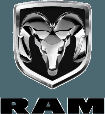 ram truck logo 346x375 vector