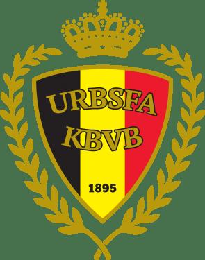 Royal Belgian Football Association & Belgium National Football Team Logo png