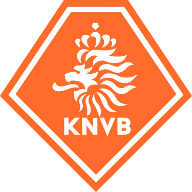 KNVB   Royal Netherlands Football Association & National Team Logo png