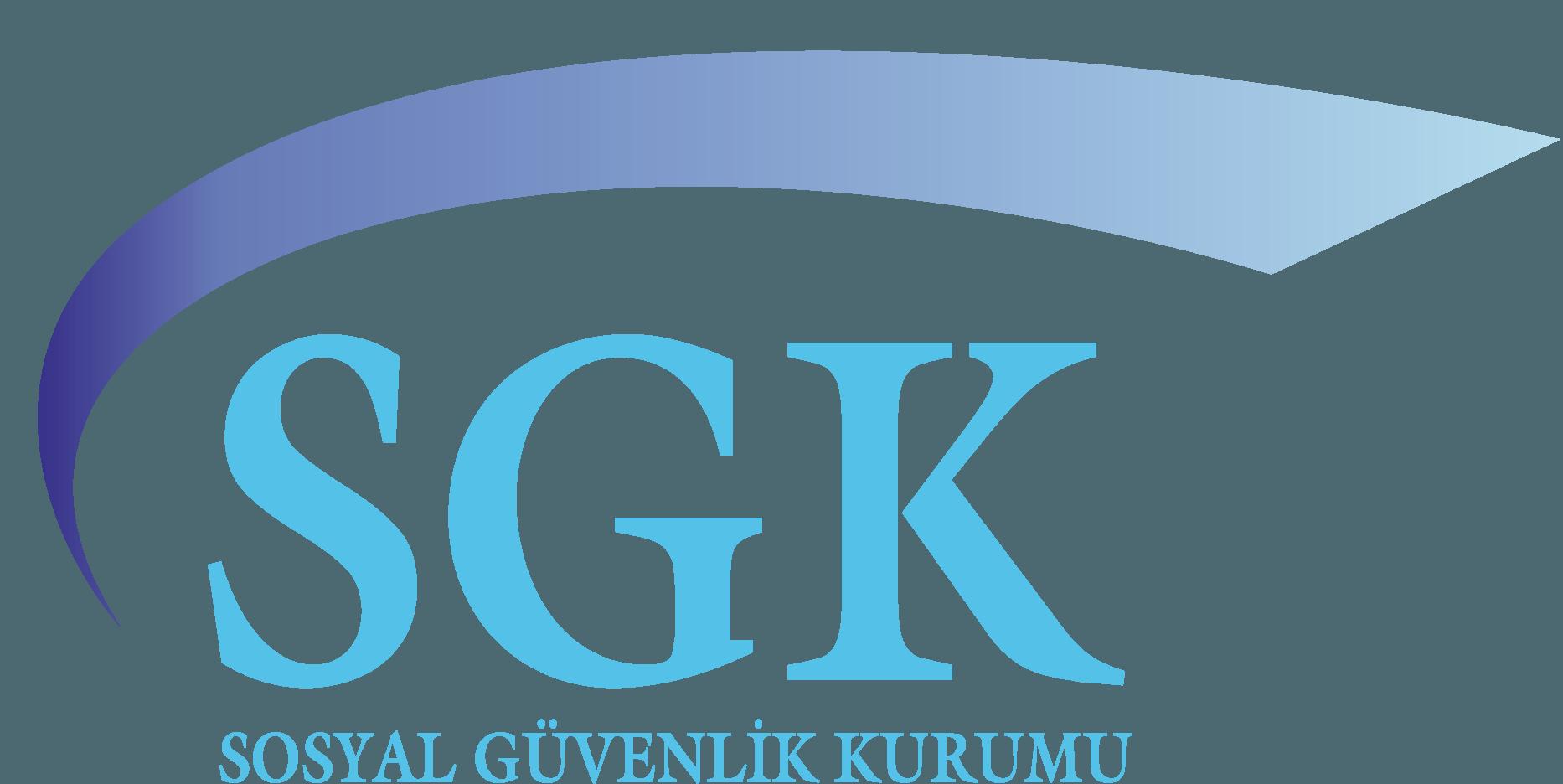 SGK   Sosyal Güvenlik Kurumu Logo png