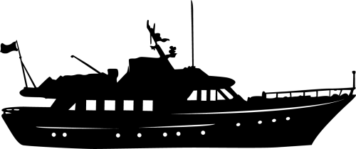 Ship Silhouettes 01 png