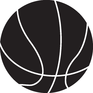 sport stuffs02 basket ball 375x375 vector