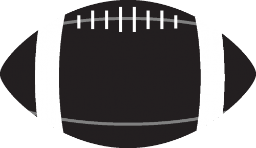 sport stuffs03 american football 500x289 vector