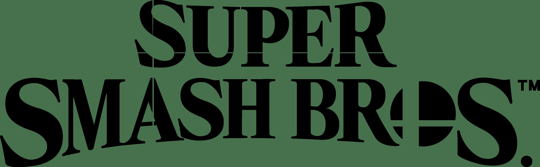 Super Smash Bros Logo png
