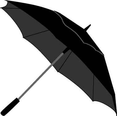 umbrella04 379x375 vector