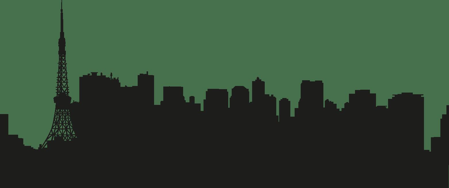 the world u2019s urban silhouette vector icon template clipart