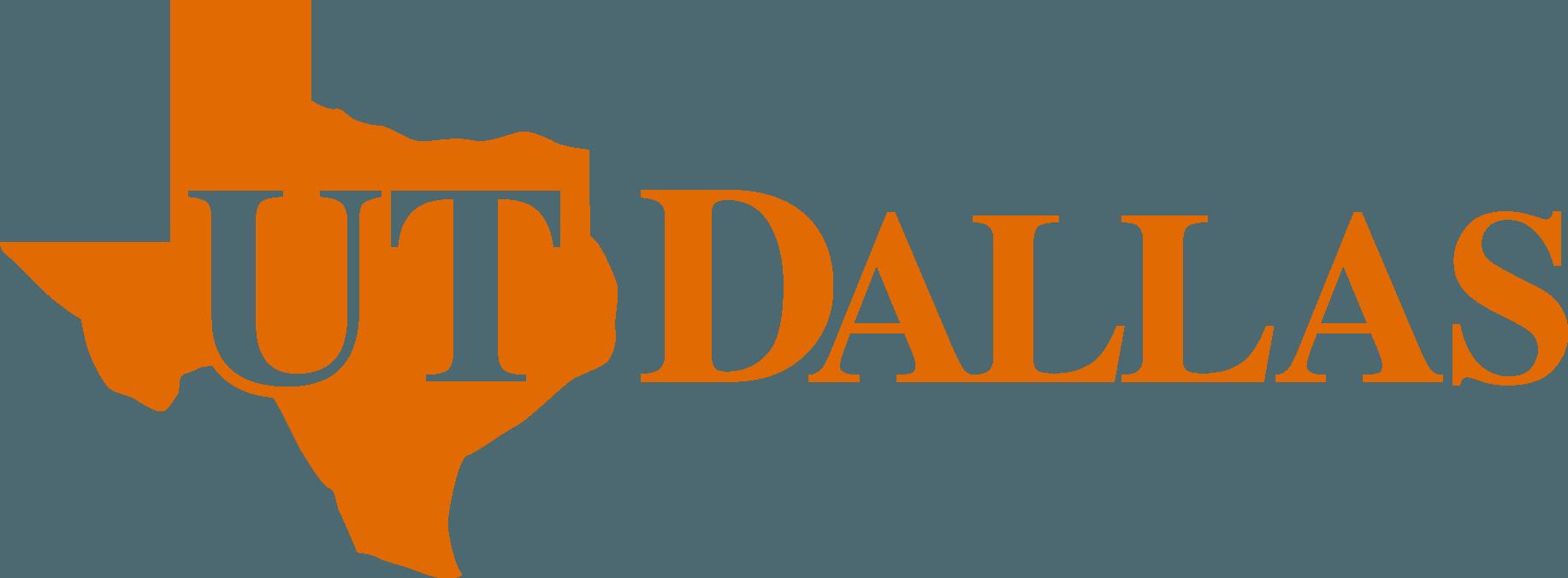 University Of Texas Dallas Graphic Design
