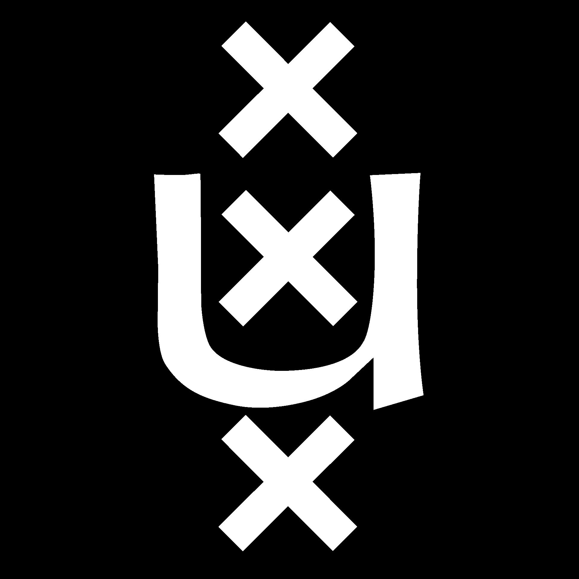 UVA Logo (University of Amsterdam   Universiteit van Amsterdam) png