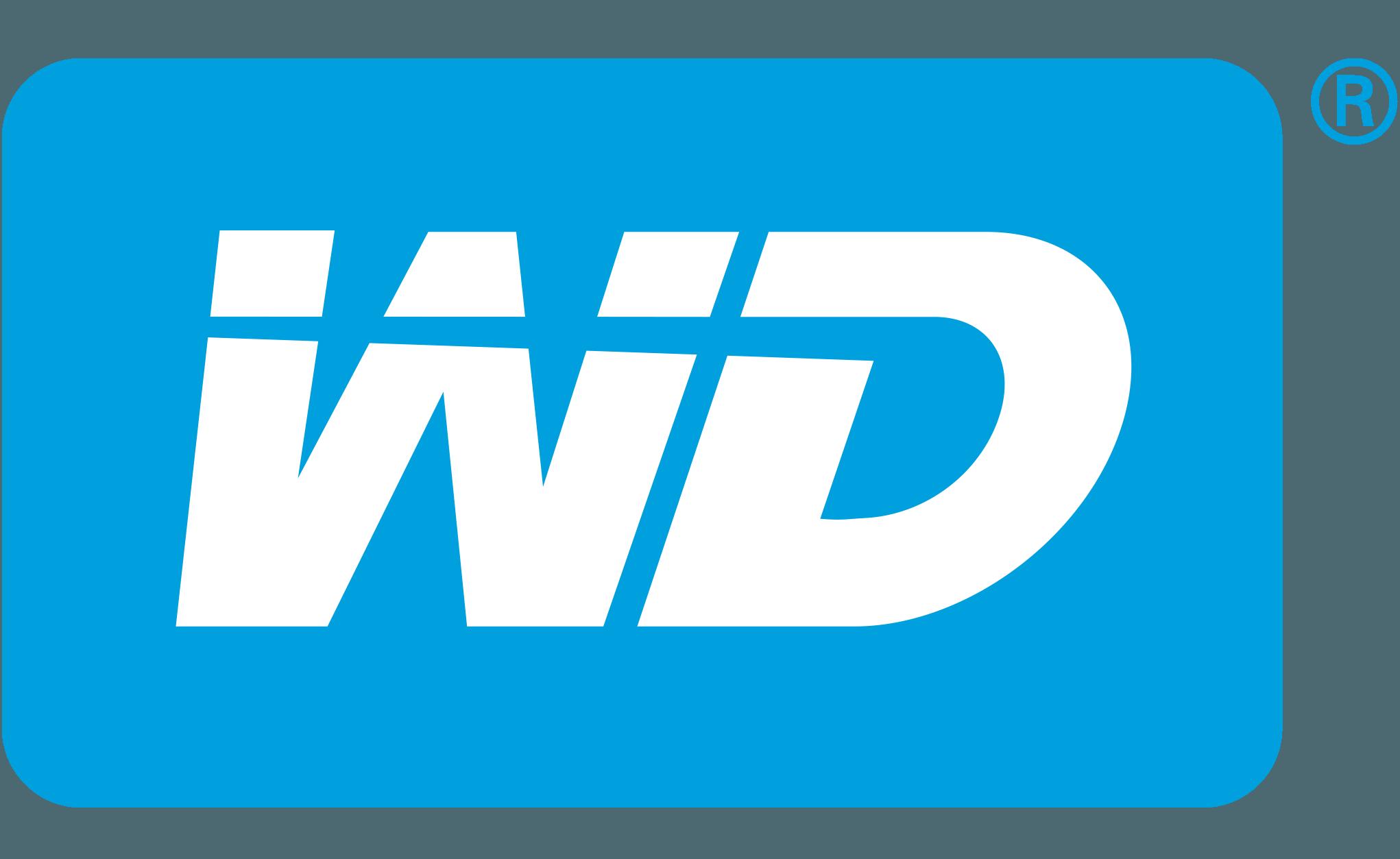 WD Logo   Western Digital [wdc.com] png