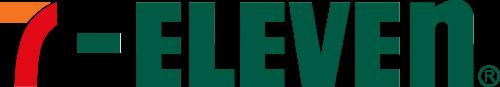7 Eleven Logo 500x87 vector