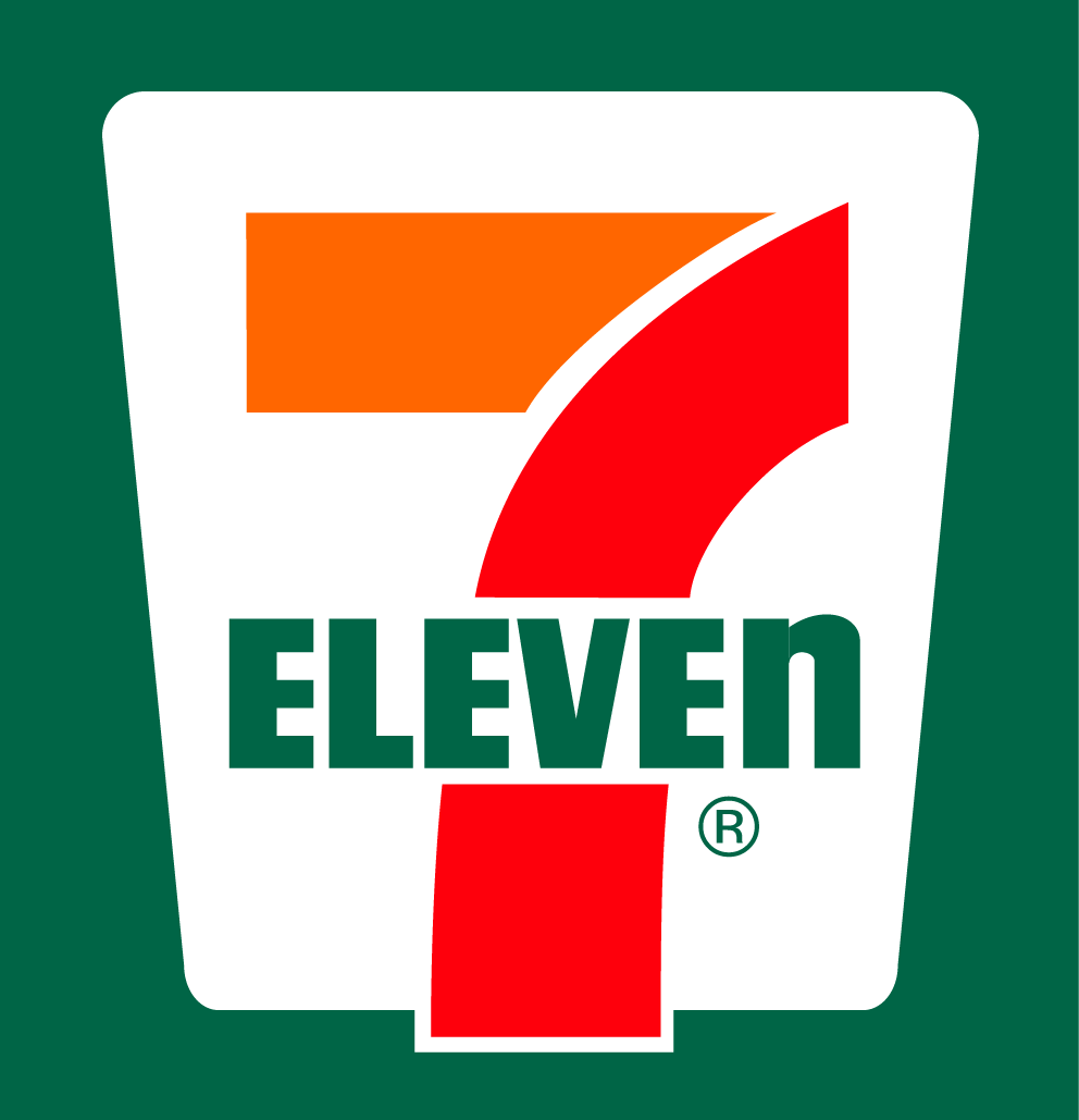 Image result for 7-11 clipart
