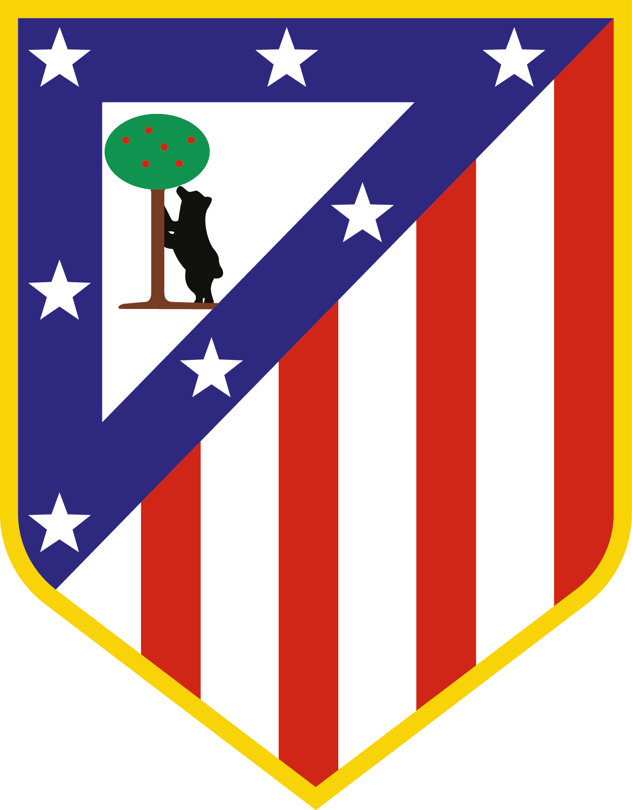 Atletico Madrid Logo [atleticodemadrid.com] png