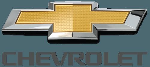 Chevrolet logo 500x225