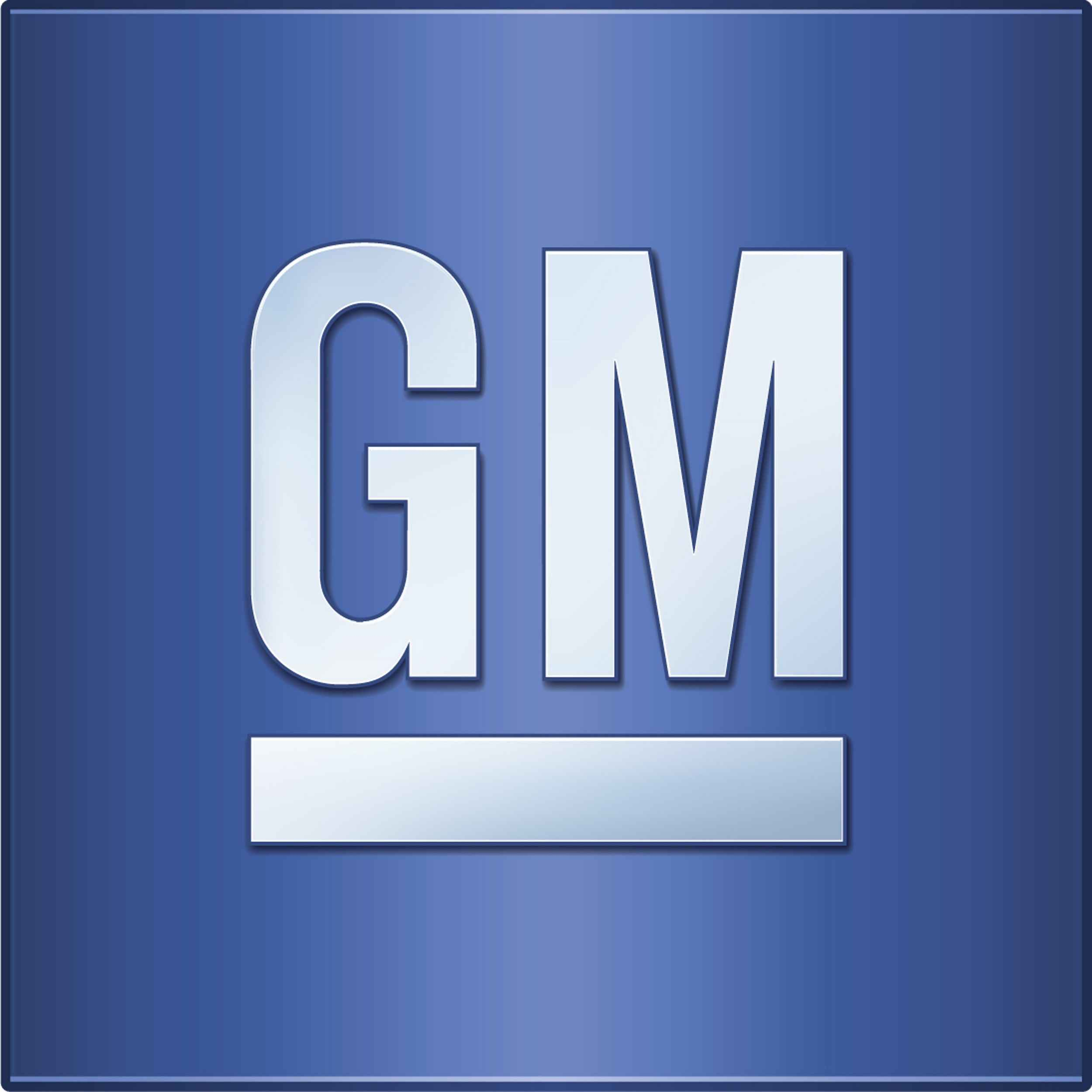 GM Logo [General Motors] png