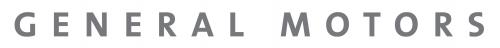 GM Logo [General Motors] png