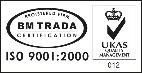 ISO 9001:2000 BM TRADA Logo png