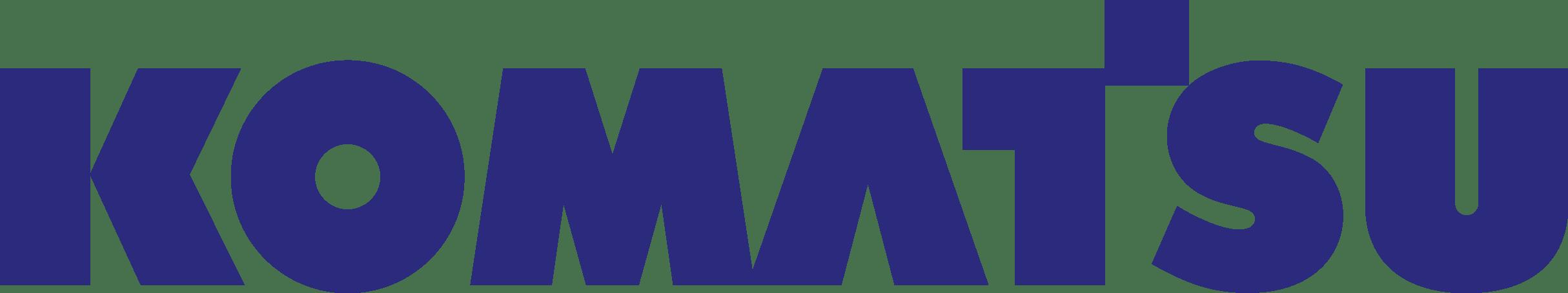 Komatsu Logo Vector [home.komatsu] png