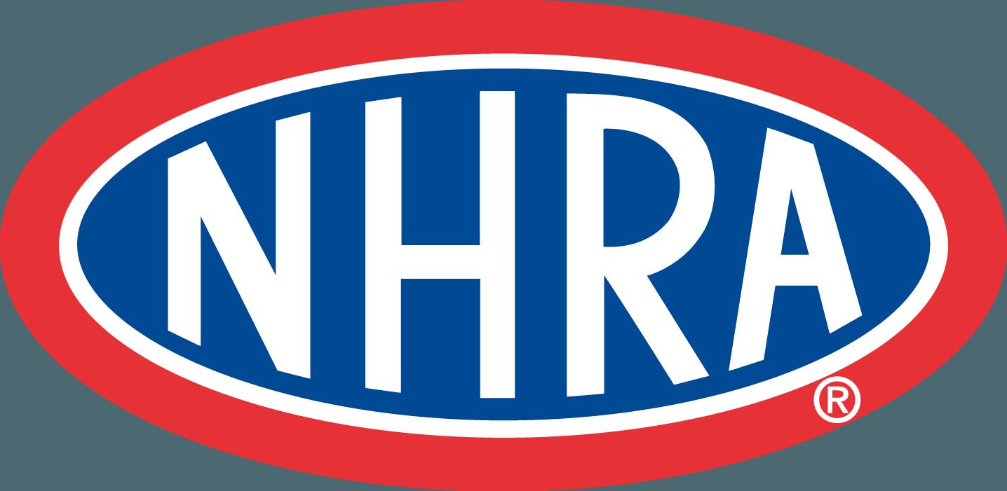 National Hot Rod Association (NHRA) Logo png