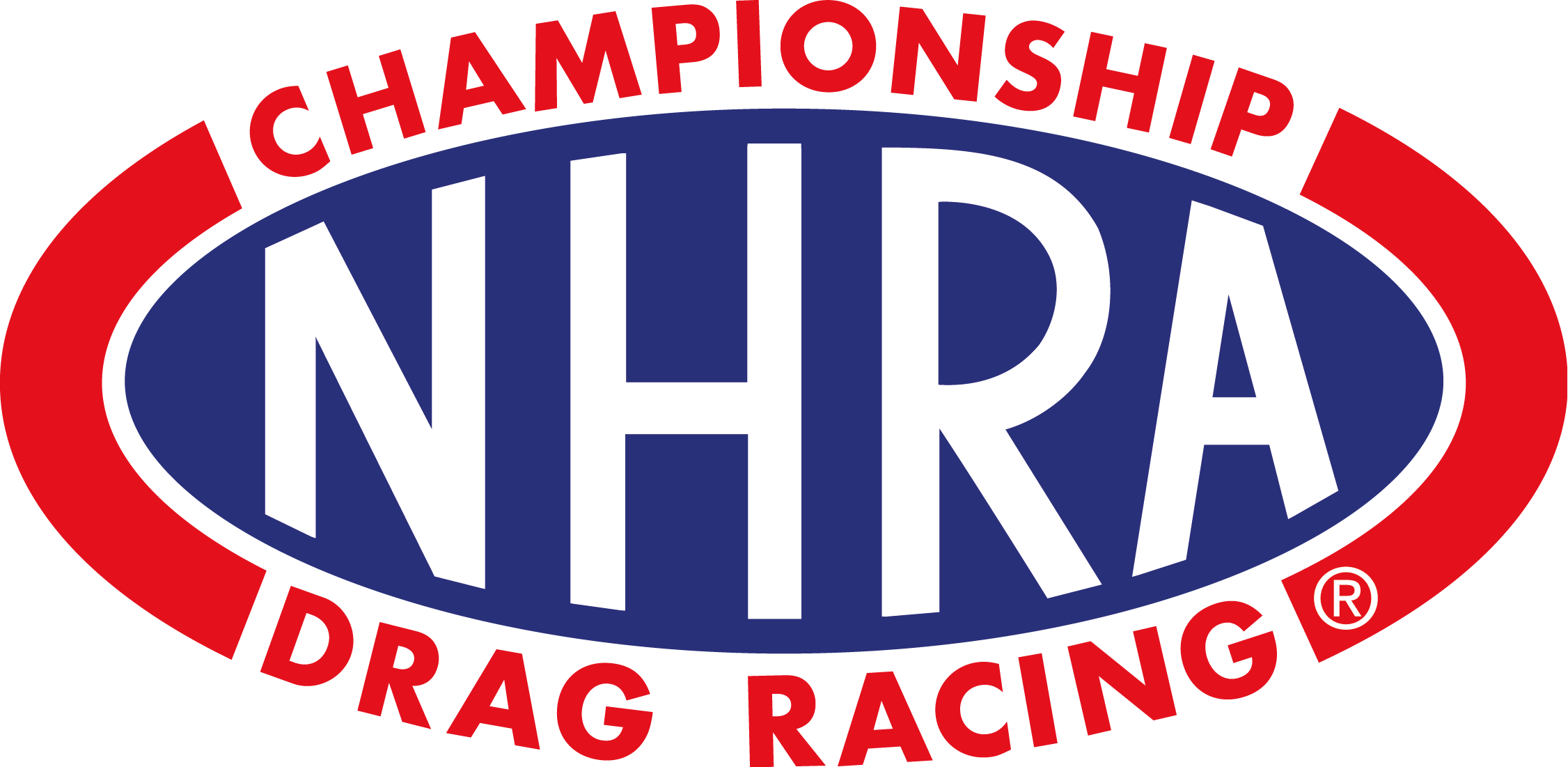 National Hot Rod Association (NHRA) Logo