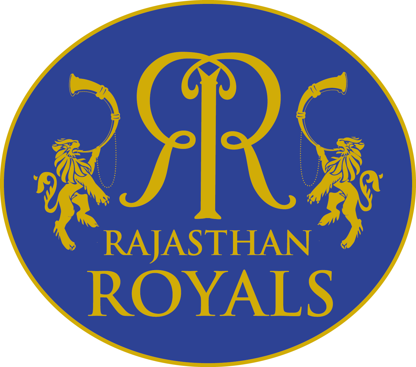 Rajasthan Royals Theme Song Free Download: Rajasthan Royals Logo Vector [rajasthanroyals.com] Vector