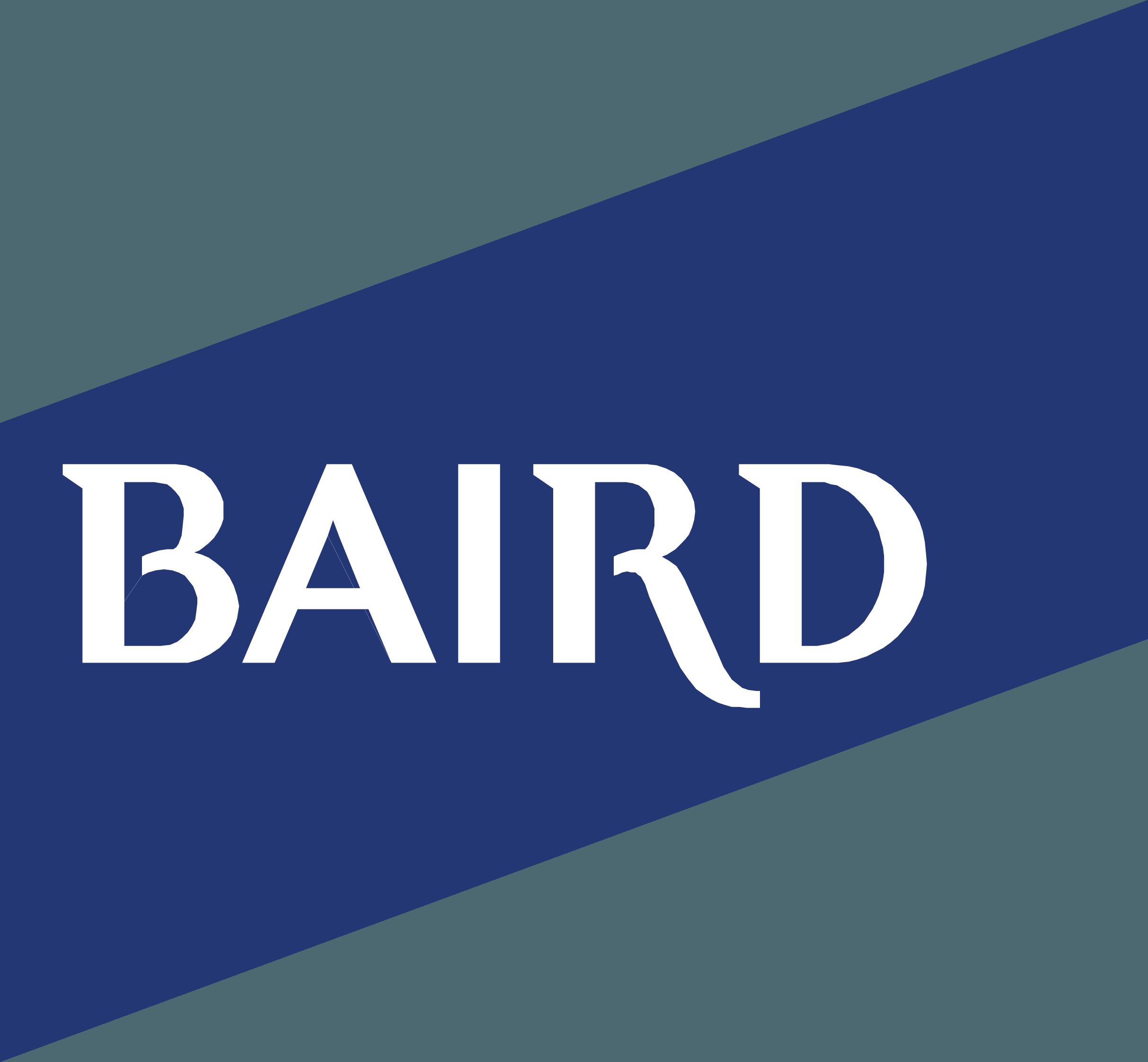 Baird Logo [rwbaird.com] png