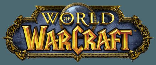 World of Warcraft Logo [WoW] png
