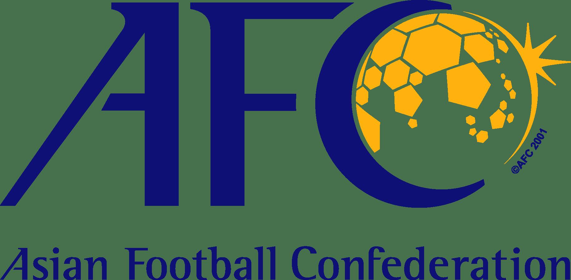 AFC Asian Football Confederation Logo [the afc.com] png