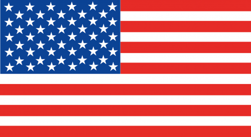 American Flag [USA   United States] png