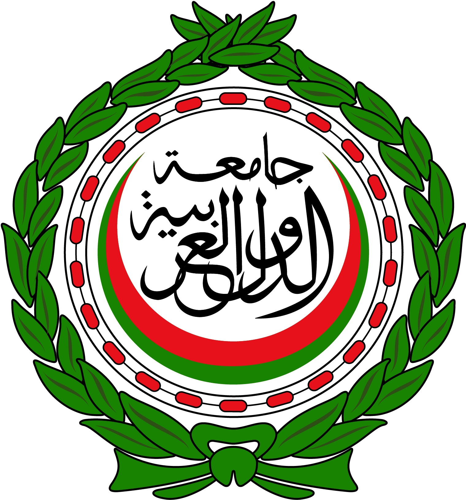 arab league emblem freelogovectors.net