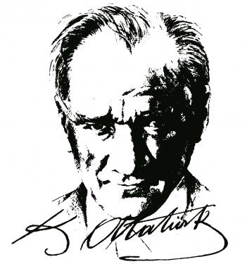 Mustafa Kemal Atatürk Silüetleri png