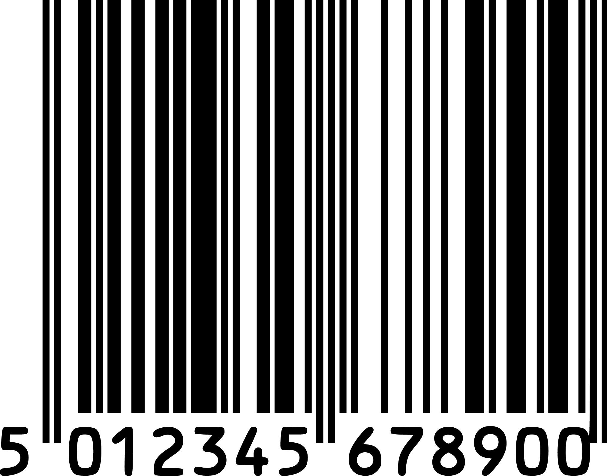 Barcode SVG/PNG File png