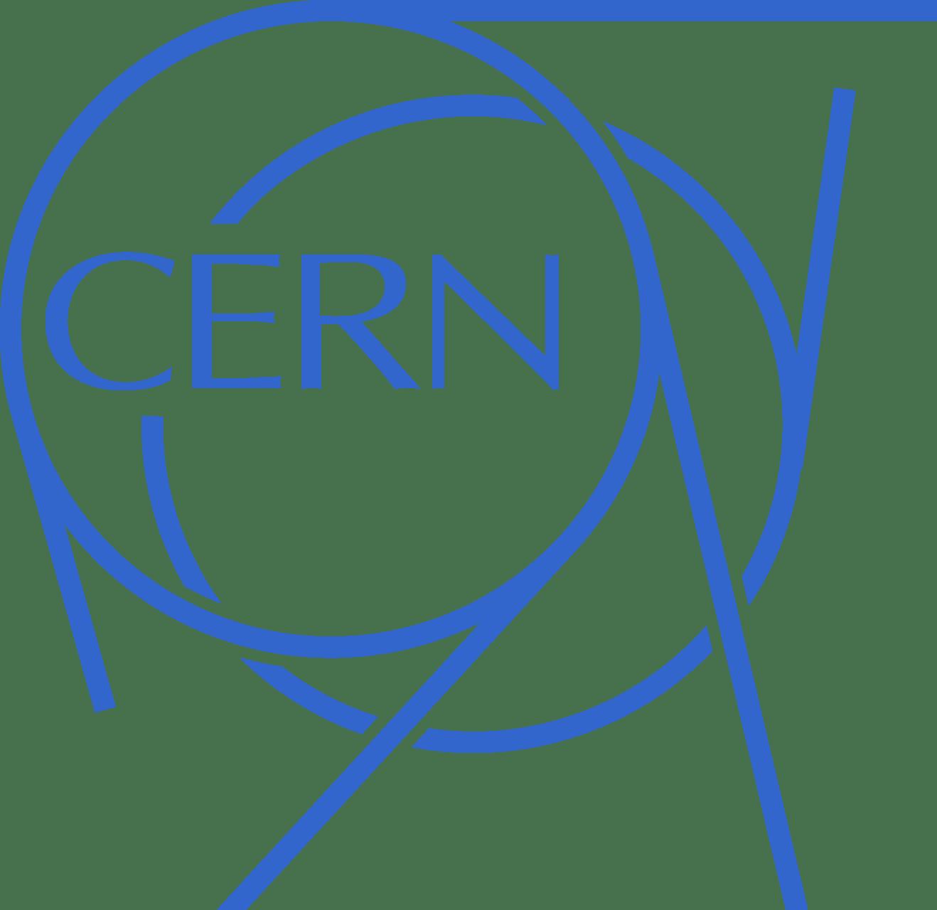 CERN   European Organization for Nuclear Research Logo [home.cern] png