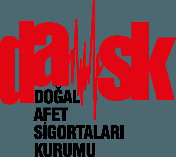 DASK Logo [Doğal Afet Sigortaları Kurumu] png