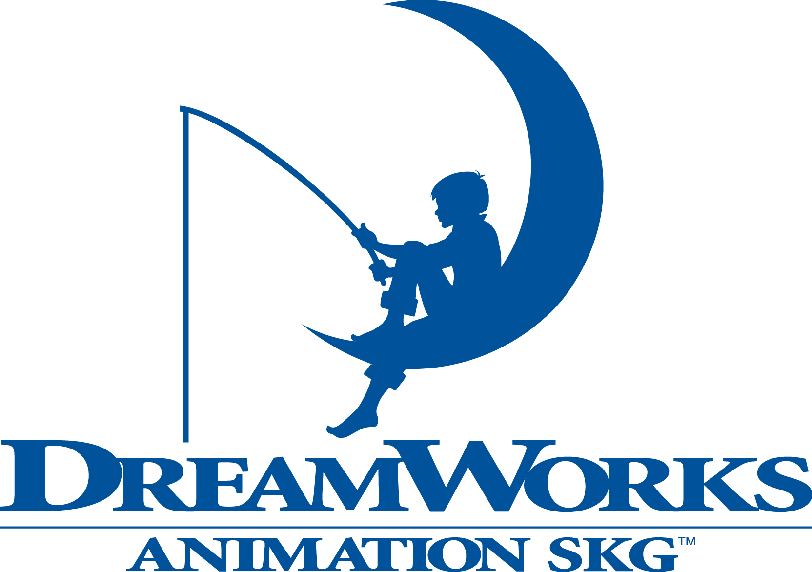 DreamWorks Logo [DreamWorks Animation SKG] png