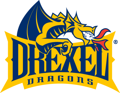 Drexel University & Drexel Dragons Logo [drexel.edu] png