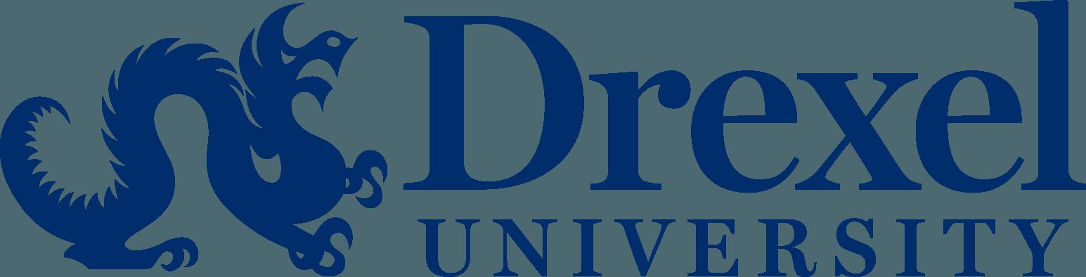 Drexel University & Drexel Dragons Logo [drexel.edu] png