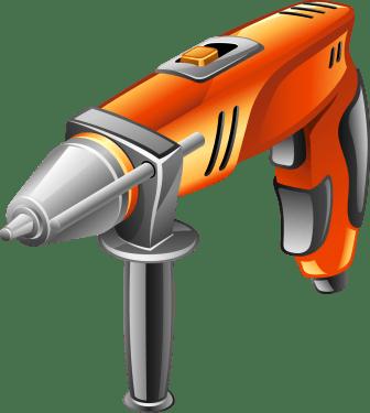 electric tools01 336x375 vector