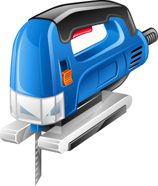 Electric Tools Set png