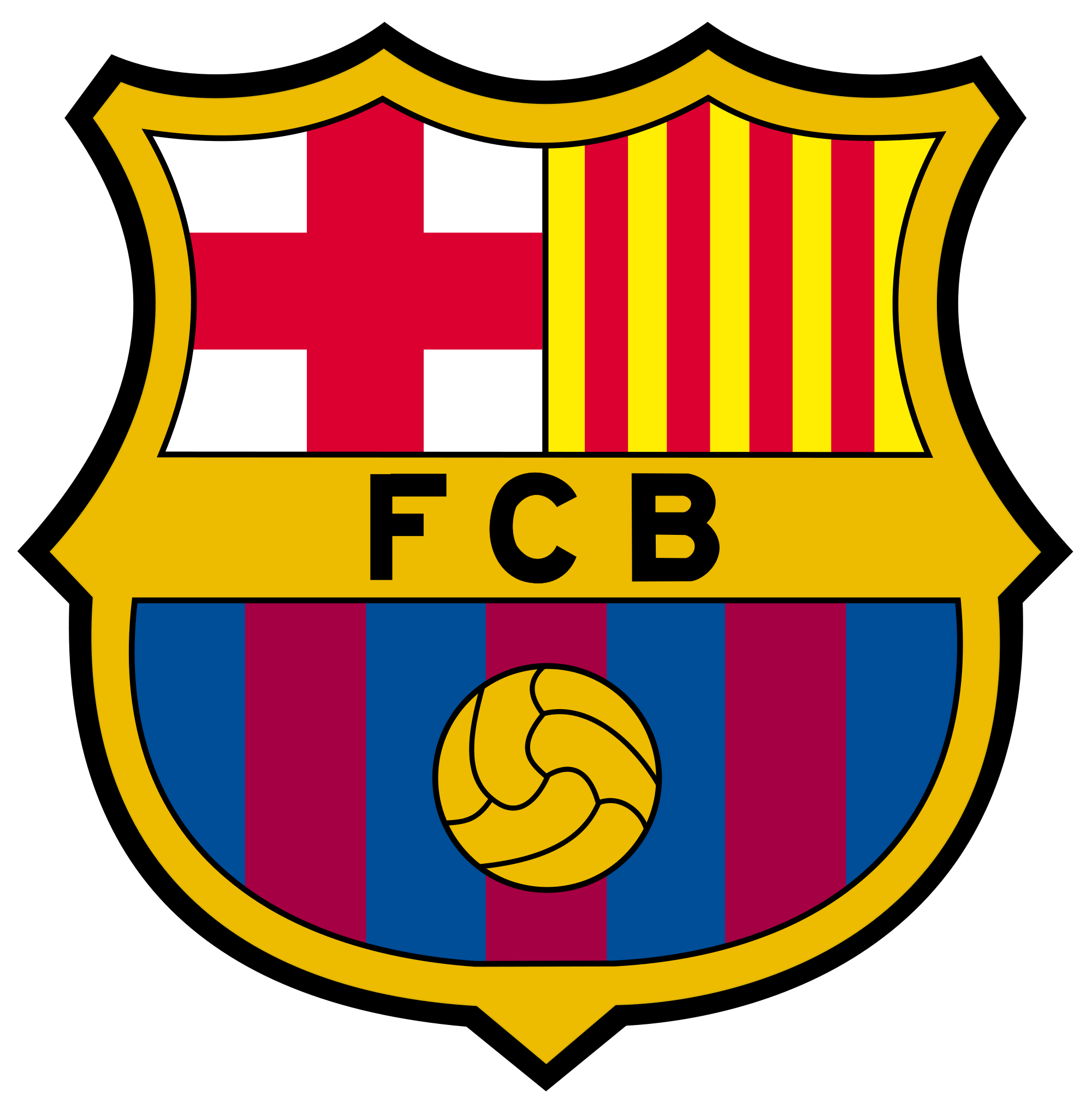 FC Barcelona Logo png