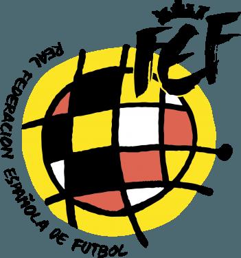 Federacion Española de Futbol Logo [Royal Spanish Football Federation   rfef.es] png