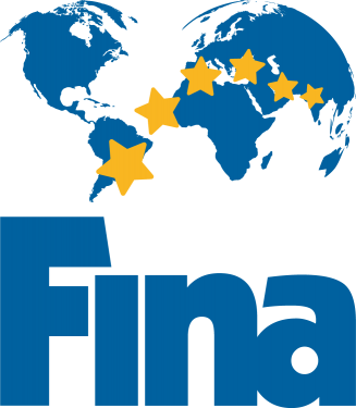Fédération Internationale de Natation (FINA) Logo [fina.org] png
